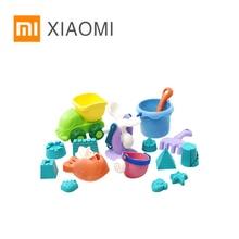 XIAOMI MIJIA BESTKIDS детские пляжные игрушки песок кинетический песок песочница песок игрушки для песочницы для моря игрушки для купания песочница для детей портативный вечерние распыляющая кастрюля для купания