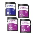 Londisk Сертифицированных SD Card 8 ГБ/16 ГБ/32 ГБ/64 ГБ UHS-1 Class10 Высокая Скорость Памяти карты SDCX Flash SD Card Для Смартфонов Pad Камеры