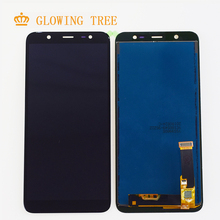 Top quality Adjustable For Samsung Galaxy J8 2018 J800 SM-J800 J8 LCD Display Monitor + Touch Screen Sensor Digitizer Assembly