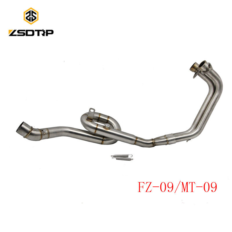 ZSDTRP Motorcycle Modifiy exhaust pipe case for Yamaha YZF