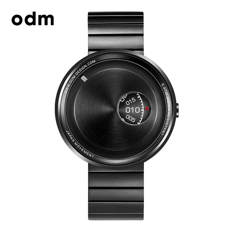 odm Men and Women Couples Watch Quartz Watch Personality Trend Simple Waterproof Creative Concept Wristwatch - DD163 hansying nostalgia newspaper and coffee creative design boy girls kids waterproof quartz watch suitable women men watch