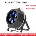 2017 Factroy Цена 113 Вт Пчелы Глаз Эффект НЛО Свет 6X15 Вт RGBW 4IN1 LED + 60 Синий Для Этап Dj Диско Лазерного Света Новый дизайн