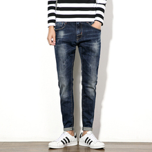 New Mens Jeans Denim Pants High Quality Cotton Brand Men Jeans Pant Male Casual Trousers Large Size Jeans 29-46
