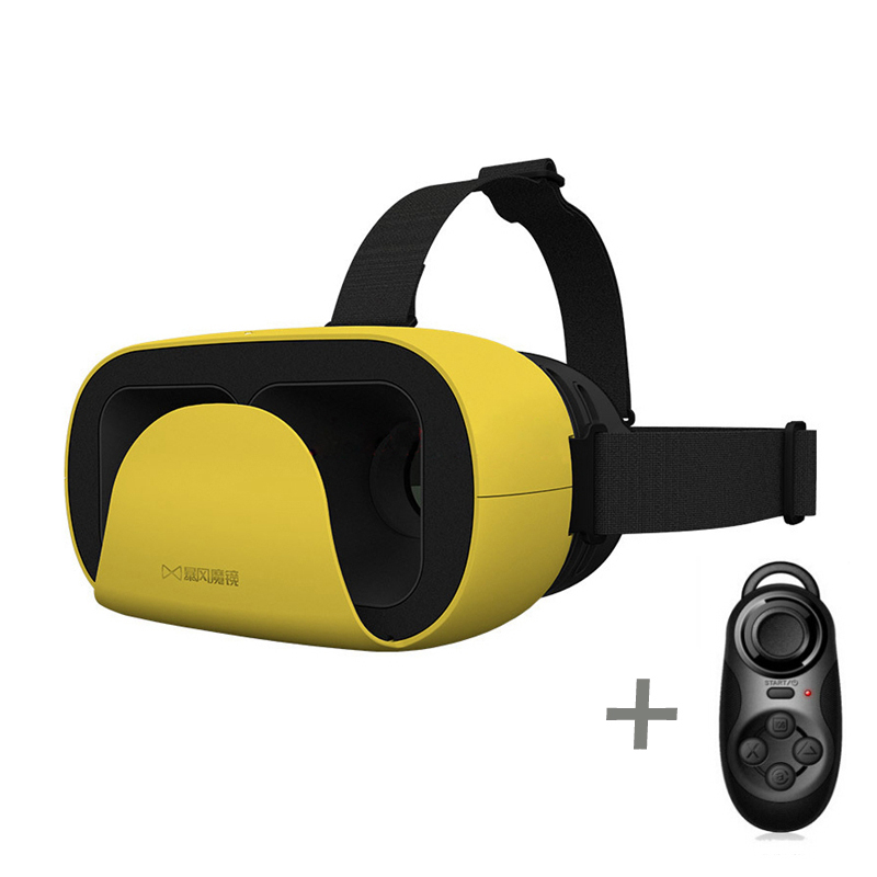 Baofeng Mojing XD 3D VR Glasses Virtual Reality Helmet Cardboard VR Box for iPhone 7 Plus 6 6S & Android 4.7 5.5 6