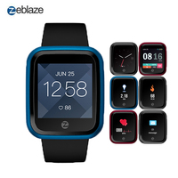 New Zeblaze Crystal 2 Smartwatch IP67 Waterproof Gorilla Glass Heart Rate Monitor Color Screen Smart Watch For IOS Android