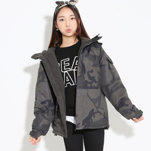 Newest Edition Southplay Winter Waterproof 10 000mm Warming Dark Gary Military font b Jacket b font