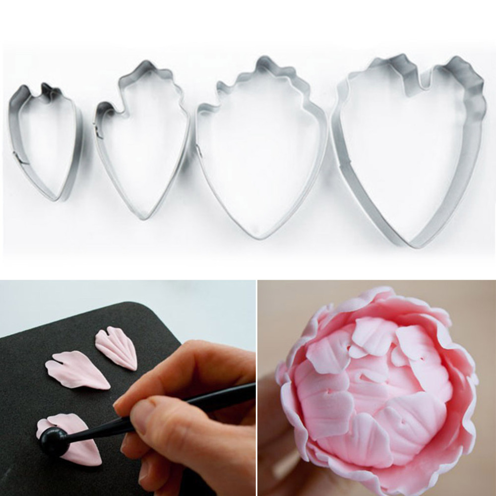 Cake Decorating Equipment Trinidad : Brand new Peony petal flower cutter, cake decorating tools ...