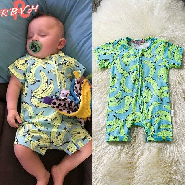 5d3e776b2 Mamelucos Del Bebé Del verano Recién Nacidos Niños Niñas Ropa Infantil Ropa  Niño pijamas 6 9