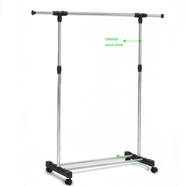 One Rack Clothes Hanger  1