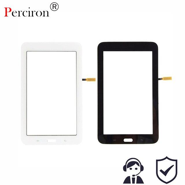 Nuevo para Samsung Galaxy Tab 3 SM-T110 SM-T111 SM-T113 SM-T116 SM-T114 panel de pantalla táctil T110 T111 T113 T116 T114 Asamblea