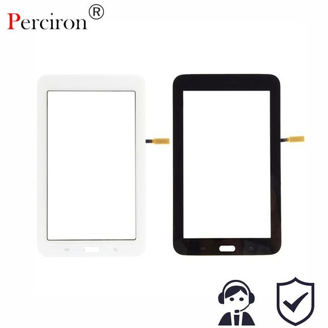 Новый для Samsung Galaxy Tab 3 SM-T110 SM-T111 SM-T113 SM-T116 SM-T114 Сенсорный экран панель T110 T111 T113 T116 T114 в сборе