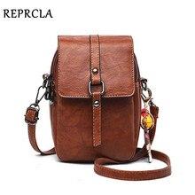 REPRCLA New Small Shoulder Bag Casual Handbag Crossbody Bags for Women Phone Pocket Girl Purse Mini Messenger Bags