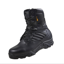 Shoes Sneakers High-Quality Men Military Boots Special Force Tactical Desert Combat Ankle Boots Army Work Leather Snow Outdoor