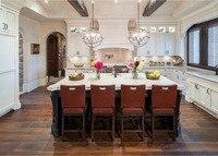 2017 из массива дерева кухня шкафы традиционные armadio да cucina Muebles де COCINA деревянная мебель кухни s1606046