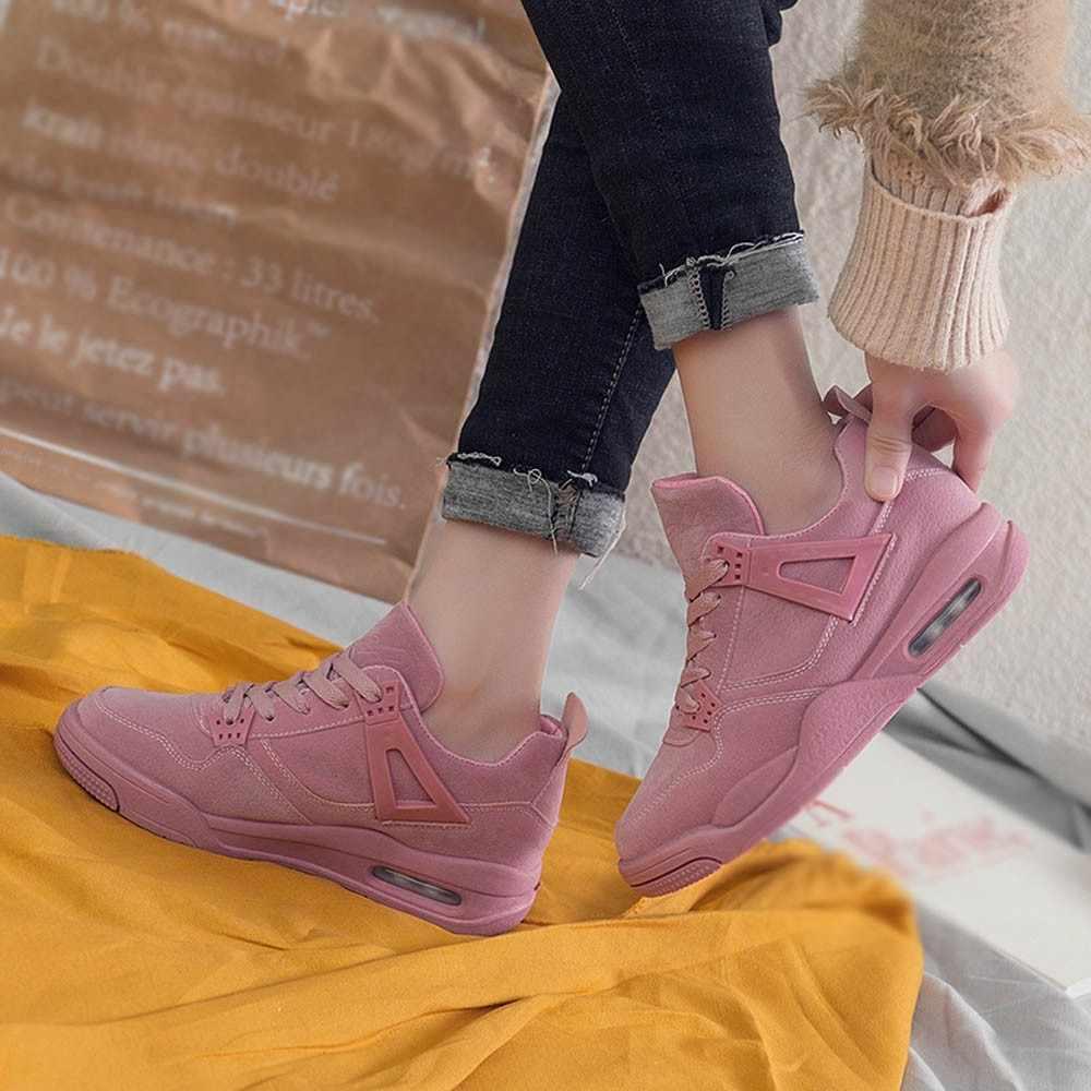 KLV 女性のランニングシューズ旅行学生ランニングシューズ女性スニーカー靴 zapatillas hombre #3
