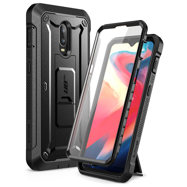 Чехол SUP для OnePlus 7, чехол UB Pro, Обложка со встроенным защитным экраном и подставкой или без него