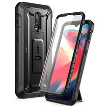 SUPCASE For OnePlus 7 Case UB Pro Full Body Rugged Holster Cover WITH or WITHOUT Built in Screen Protector & Kickstand