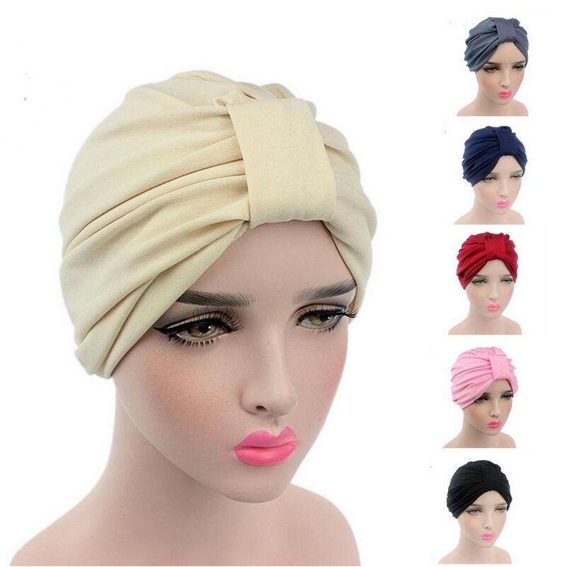 New Arrival Women Hats Twist Women's  Turban Hats Hijab Style Hair Accessory Chemotherapy Caps Bandana Hair Cover jaspreet kaur and neeloo singh antileishmanial chemotherapy