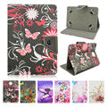 PU Leather Stand Cover Case Universal 10 inch Tablet RUSSIA For Prestigio MultiPad PMT5001 3G 10.1 inch +Center Film+pen KF492A