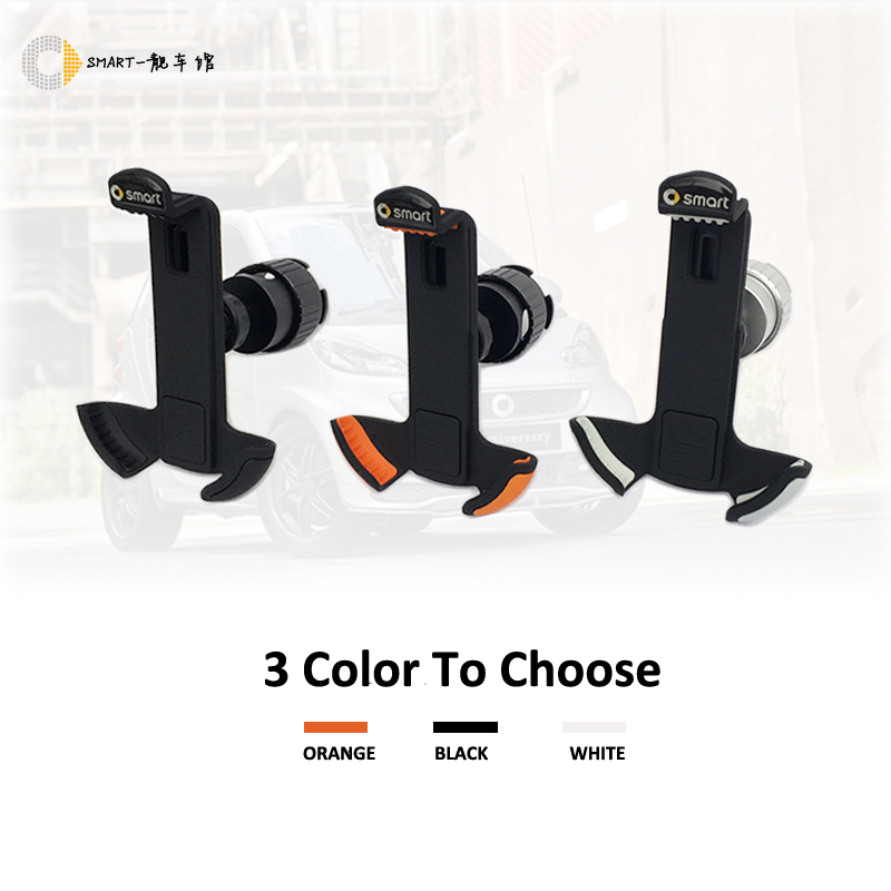 Interior Accessories Back To Search Resultsautomobiles & Motorcycles Smart 453 Fortwo Smart 453 Forfour 360 Rotation Mobile Phone Holder Car Air Vent Mount Gps Car Mobile Phone Holder