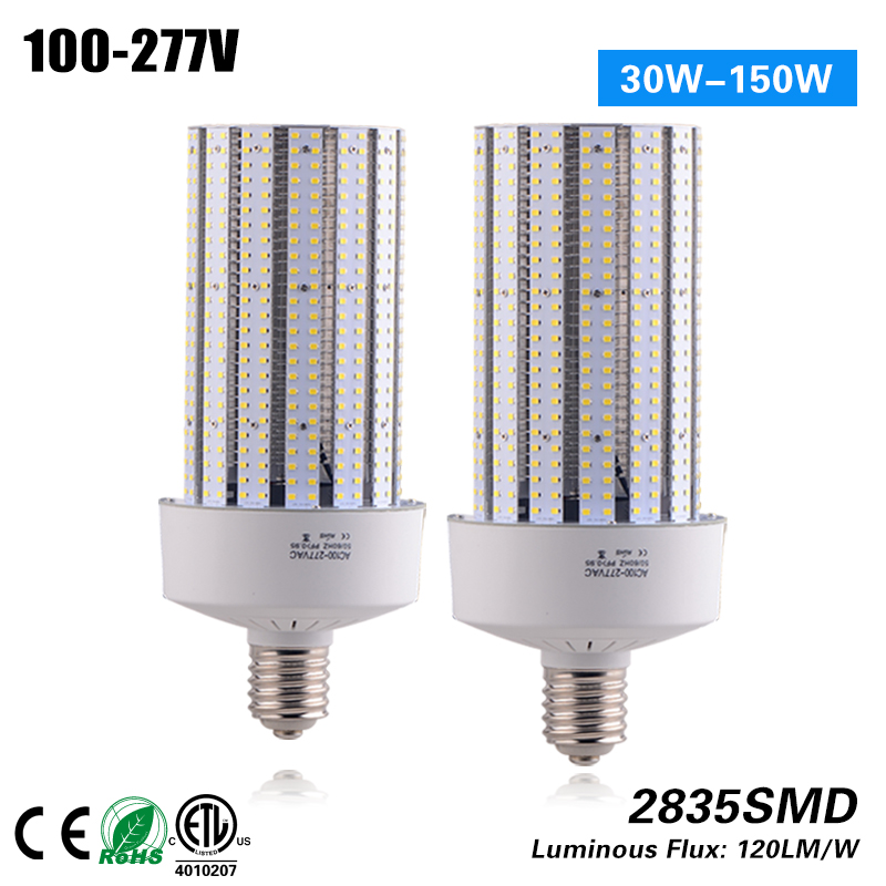 3 years warranty E40/E27 100W led Corn Light with fan 100-277VAC CE RoHS ETL p10 real estate project hd clear led message board 2 years warranty