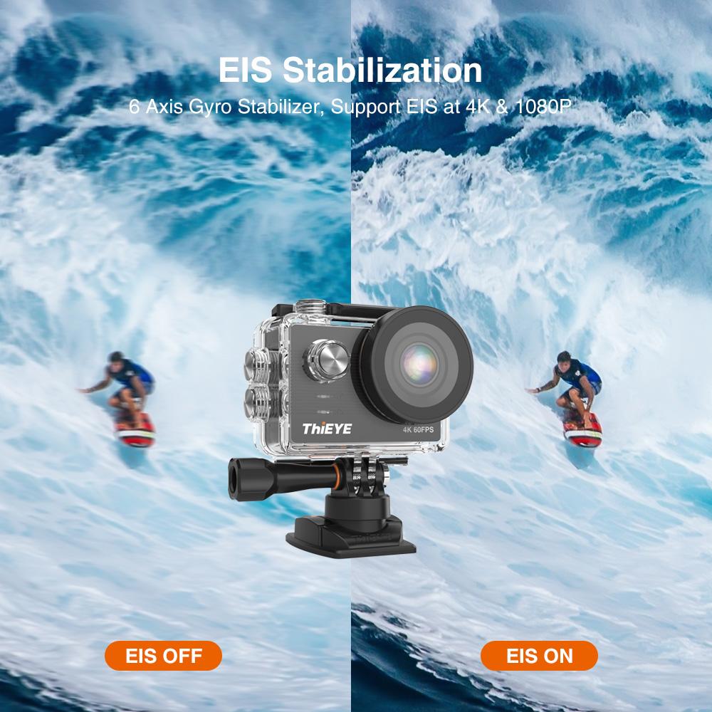 ThiEYE T5 Pro Real Ultra HD 4K 60fps 7