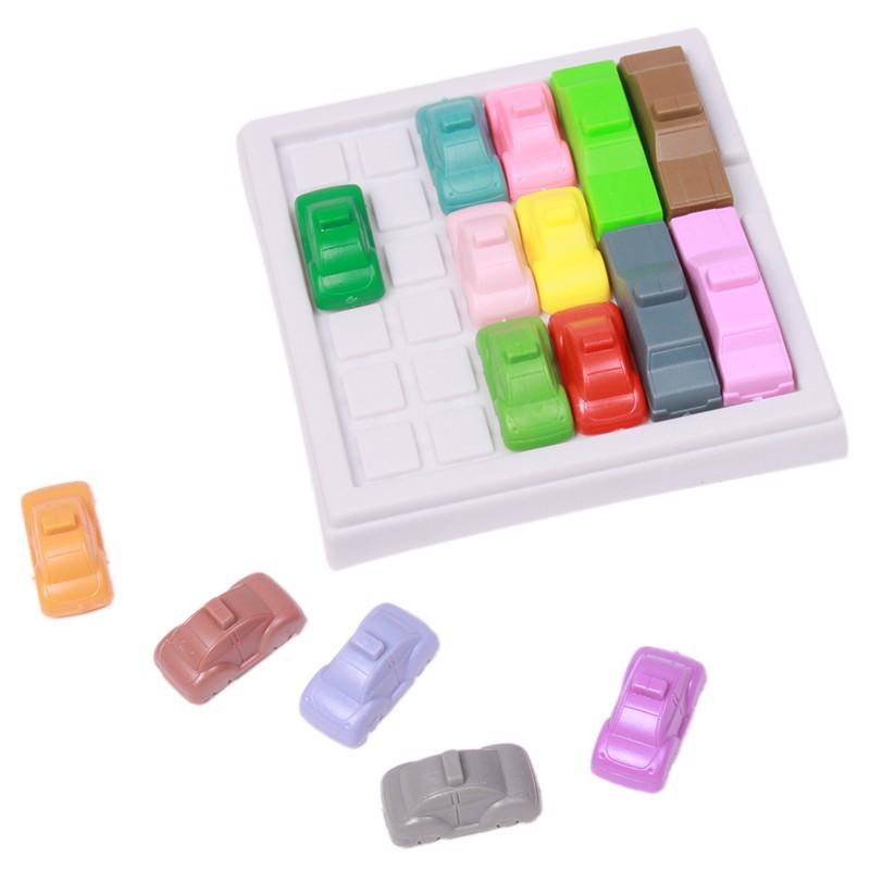 unidades breakout coches de carreras de coches desafo iq nios puzzle juguetes educativos juego