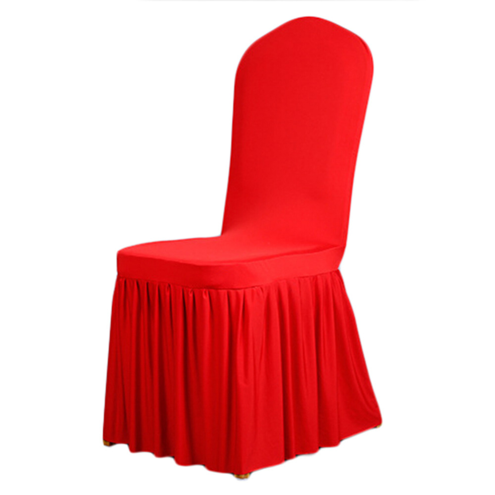 Chair cover wedding - Universal Spandex Chair Covers China For Weddings Decoration Party Chair Covers Dining Chair Covers Home Chair