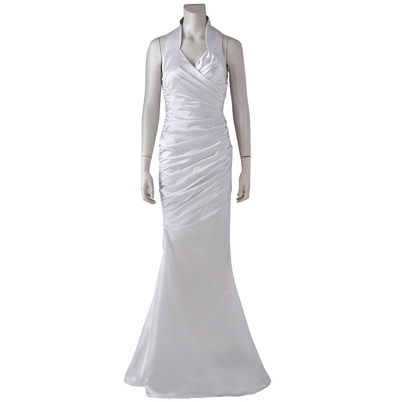 Lunafreya Nox Fleuret Cosplay Costume Final Fantasy XV Cosplay Women Girls Sexy Dress Game Halloween Party White Custom Made