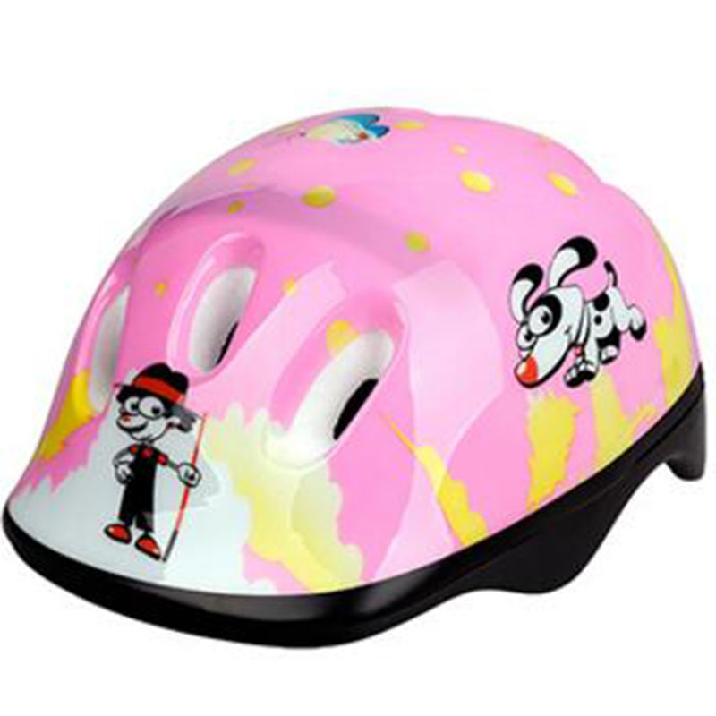 KU YOU 2018 Children Riding Bicycle Helmet Skating Board Girls Boys Protective Gear Childrens Safety Helmet casco ciclismo