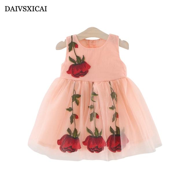 Daivsxicai Niños Vestidos Para Niñas Subió Las Impresiones Lindas ...