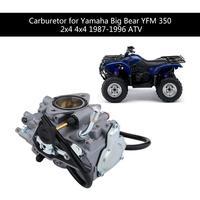 New ATV Carburetor Carb for Yamaha Big Bear YFM 350 2x4 4x4 1987 1996 Motorcycle Accessories