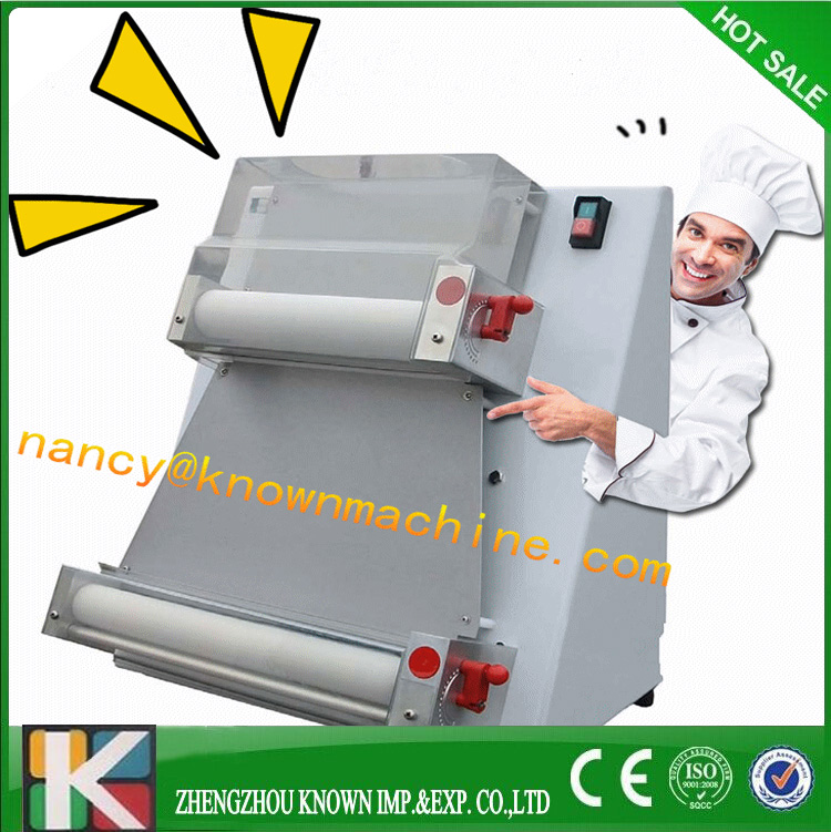 high-quality Electric Pizza dough press machine/pizza dough sheeter electric pizza dough press machine for rolling dough dough sheet making machine