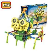 Loz Moteur Building Block Robotique Ceratopsian Robot Ceratopsians D action Modele Jouets Bricolage Enfants font b