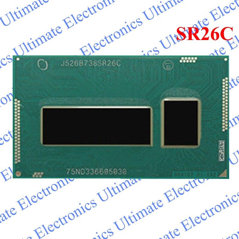 ELECYINGFO Refurbished SR26C I5-5250U SR26C I5 5250U BGA chip tested 100% work and good qualityELECYINGFO Refurbished SR26C I5-5250U SR26C I5 5250U BGA chip tested 100% work and good quality
