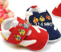 FREE SHIPPING----baby boy and girl casual shoes children spring/autumn shoes first walkers soft soled shoes 1pair/lot s827