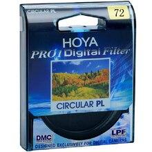 72mm Hoya PRO1 Digital CPL Polarizing Filter Lens Protector As Kenko B+W Andoer CPL