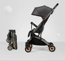 kinderwagen,รถเข็นเด็ก,carseat bassinet น้ำหนักเบาพับได้เด็ก ทารกแรกเกิดตะกร้า