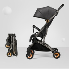 Risio foldable light weight baby buggy,land on plane baby st