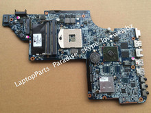 Free shipping For Pavilion DV7-6000 Notebook Motherboard 659147-001 Mainboard with vieo card 6770/1G