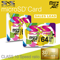 Suntrsi Micro SD Card Memory Card Real Capacity Micro SD Card 32GB Class 10 Microsd High Speed Microsd TF Card Free Shipping