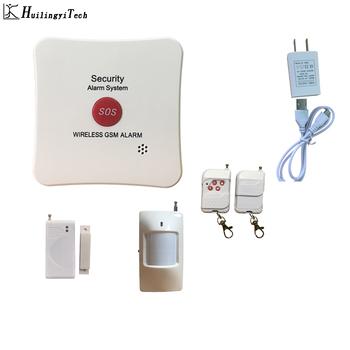 Przycisk SOS System alarmowy dla klejnot sklep bezprzewodowy GSM Alarm wykrywania System zabezpieczenia antywłamaniowe SOS do sklepu jubilerskiego System alarmowy w domu tanie i dobre opinie 99 wireless Detectors 6 defense zones HuilingyiTech DC7 2V AS1029-HT10059 Drzwi Okna Czujnik PSTN Kontrola aplikacji FR Zdalnego kontrolera