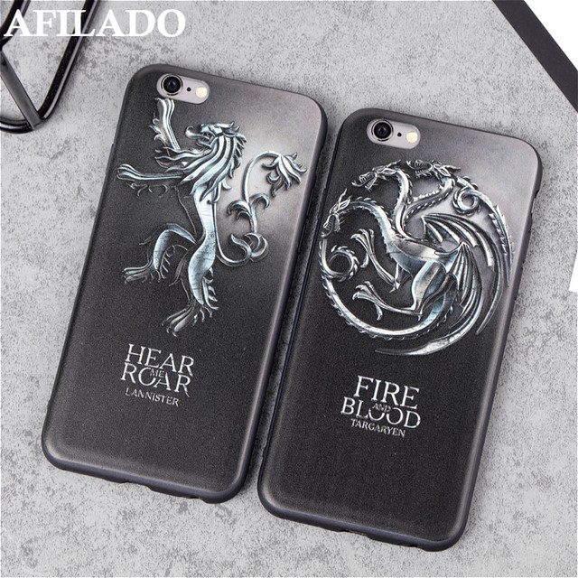 iphone 8 coque game of thrones