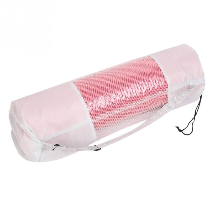 ①  Коврик для йоги повышенной плотности 68 x 24 дюйма  устойчивый к скольжению  с ремнем для переноски ①