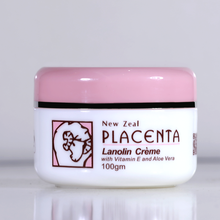 цены New Zeal Placenta Collagen Moisturizing Lanolin Aloe Vera VE Face Day Cream for Dry Skin Anti Wrinkle Skin Firmness Elasticity