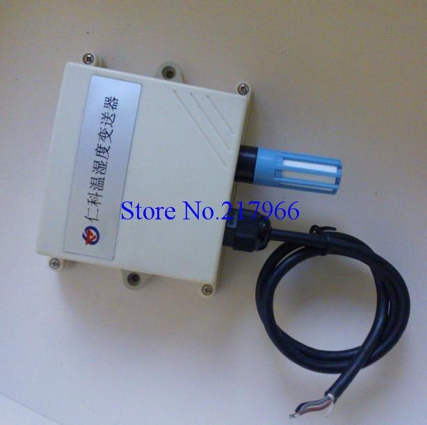 1PCS X ,Temperature Transmitter 485 degree temperature sensor relay ...