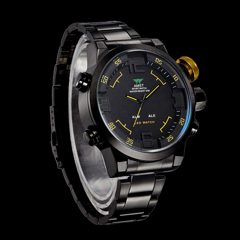 water resistance watch