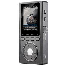 Original Más Nuevo XDUOO X10 Portátil de Alta Resolución Lossless Reproductor de MP3 Reproductor de Música Soporta Salida Óptica DAP DSD