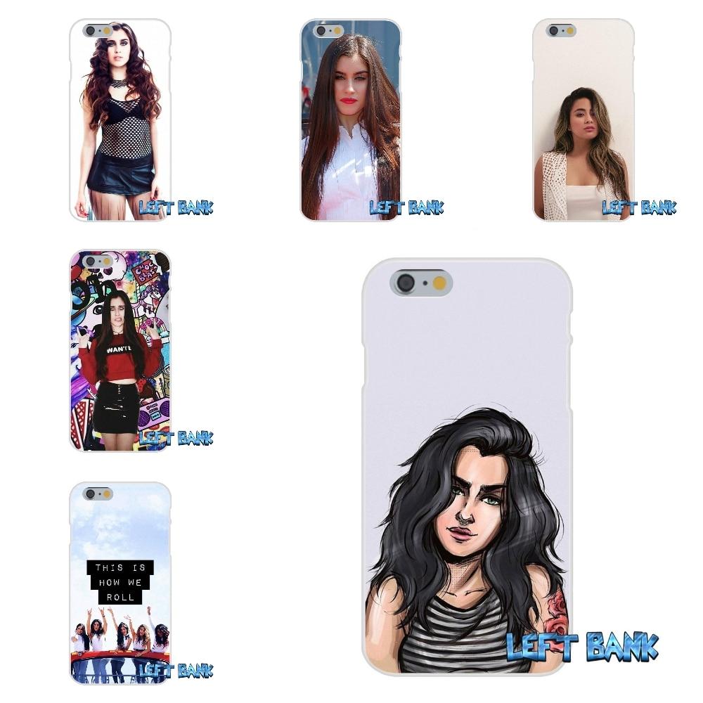 Lauren Jauregui Fifth Harmony Soft Silicone TPU Transparent Cover Case For Samsung Galaxy A3 A5 A7 J1 J2 J3 J5 J7 2016 2017