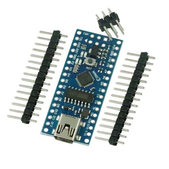 MINI USB Nano V3.0 ATmega328P CH340G 5V 16M Micro-controller board for Arduino 328P NANO 3.0 CH340 3